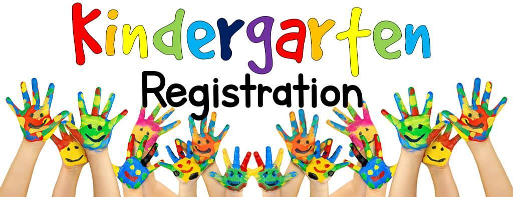 2019-20 Kindergarten Registration is April 26th